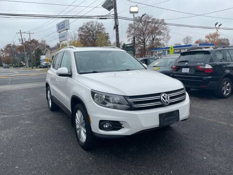 2013 Volkswagen Tiguan for sale at Innovative Auto Group in Hasbrouck Heights NJ