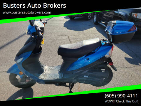 2019 TaoTao Pony50 for sale at Busters Auto Brokers in Mitchell SD