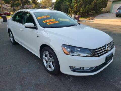 2015 Volkswagen Passat for sale at CAR CITY SALES in La Crescenta CA
