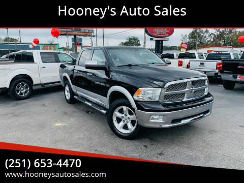 2012 RAM Ram Pickup 1500 for sale at Hooney's Auto Sales in Theodore AL