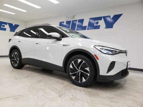 2021 Volkswagen ID.4 for sale at HILEY MAZDA VOLKSWAGEN of ARLINGTON in Arlington TX
