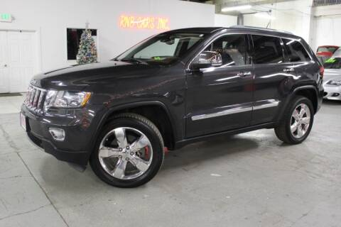 2011 Jeep Grand Cherokee for sale at R n B Cars Inc. in Denver CO