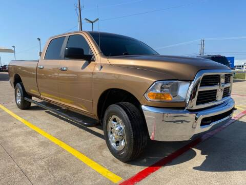 2012 RAM Ram Pickup 2500 for sale at Thornhill Motor Company in Hudson Oaks, TX