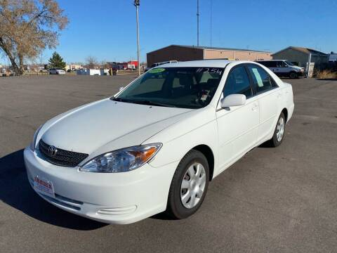 2004 Toyota Camry for sale at De Anda Auto Sales in South Sioux City NE