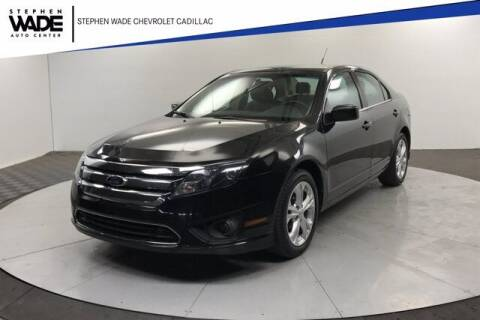 2012 Ford Fusion for sale at Stephen Wade Pre-Owned Supercenter in Saint George UT