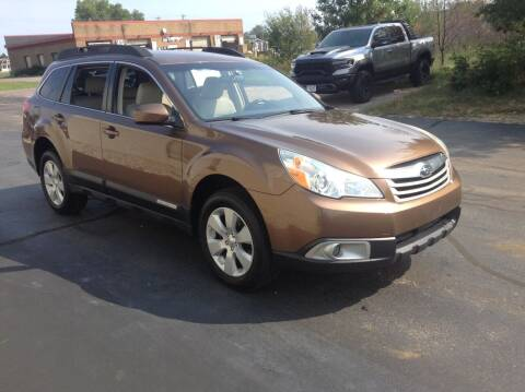 2012 Subaru Outback for sale at Bruns & Sons Auto in Plover WI