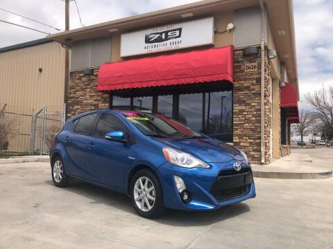 2016 Toyota Prius c for sale at 719 Automotive Group in Colorado Springs CO