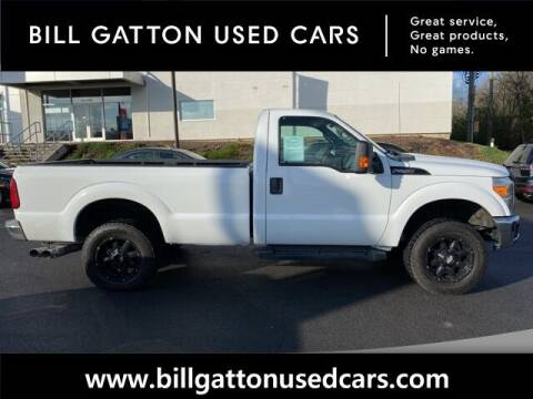 2011 Ford F-250 Super Duty for sale at Bill Gatton Used Cars in Johnson City TN