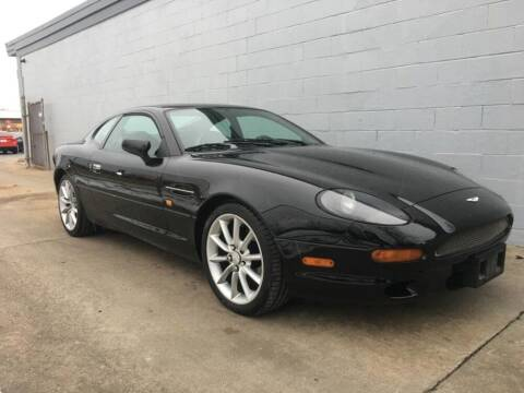 1998 Aston Martin DB7 Coupe for sale at Gullwing Motor Cars Inc in Astoria NY