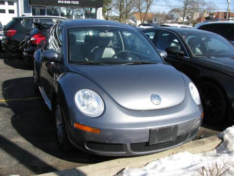 2006 Volkswagen New Beetle for sale at CLASSIC MOTOR CARS in West Allis WI