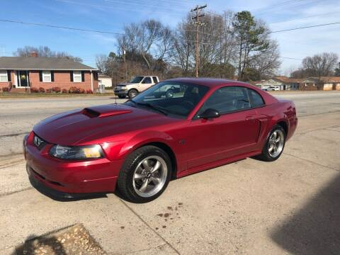 2003 Ford Mustang for sale at E Motors LLC in Anderson SC