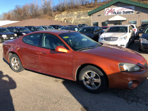 2005 Pontiac Grand Prix for sale at Gilly's Auto Sales in Rochester MN