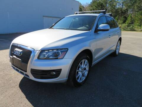 2012 Audi Q5 for sale at Access Motors Co in Mobile AL