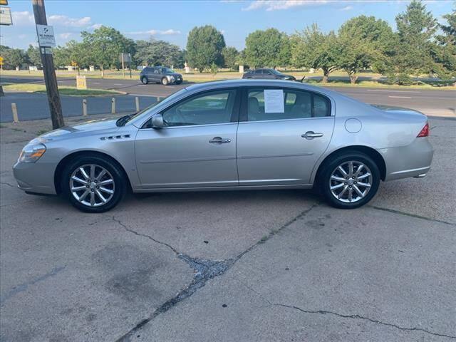 2008 Buick Lucerne for sale at Glen Burnie Auto Exchange in Glen Burnie MD