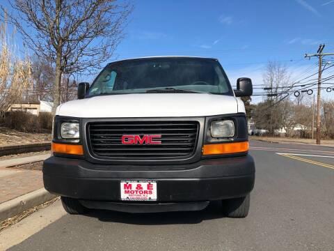 2004 GMC Savana Passenger for sale at M & E Motors in Neptune NJ
