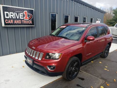 2014 Jeep Compass for sale at Drive 1 Car & Truck in Springfield OH