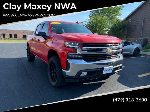 2019 Chevrolet Silverado 1500 for sale at Clay Maxey NWA in Springdale AR