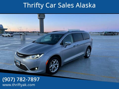 2018 Chrysler Pacifica for sale at Thrifty Car Sales Alaska in Anchorage AK