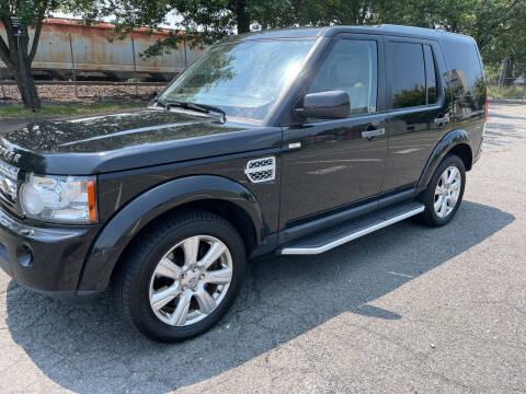 2013 Land Rover LR4 for sale at Bluesky Auto in Bound Brook NJ