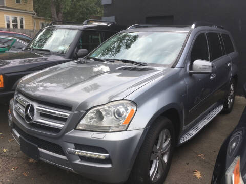 2012 Mercedes-Benz GL-Class for sale at MELILLO MOTORS INC in North Haven CT
