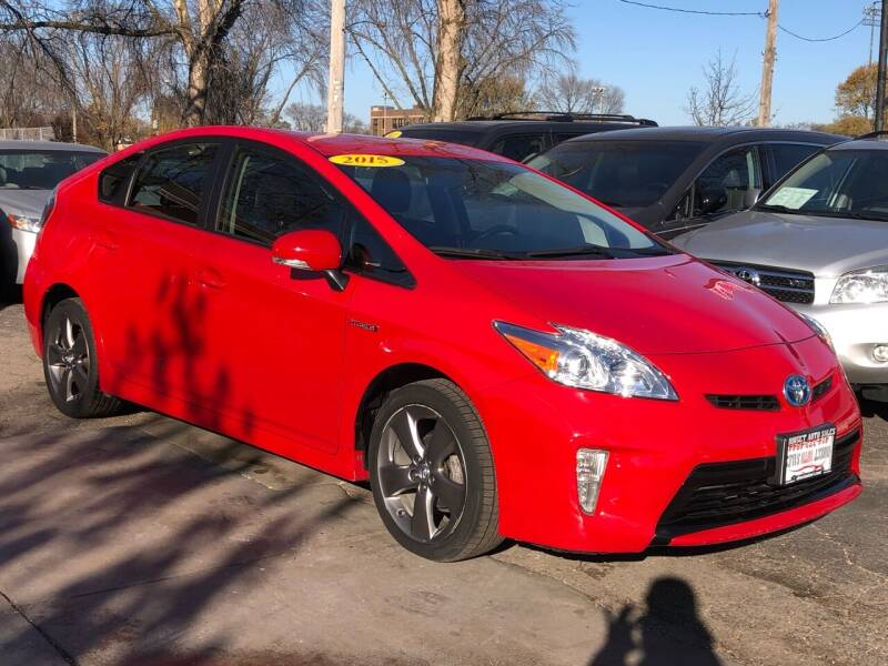 2015 Toyota Prius for sale at Direct Auto Sales in Milwaukee WI
