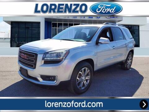 2015 GMC Acadia for sale at Lorenzo Ford in Homestead FL