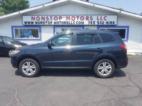 2010 Hyundai Santa Fe for sale at Nonstop Motors in Indianapolis IN