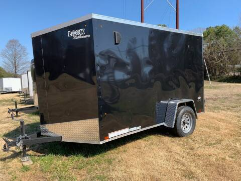 2019 Look Trailers STLC6x10SI2DLX for sale at Freeman Motor Company - Other Inventory in (434) 848-3125 VA