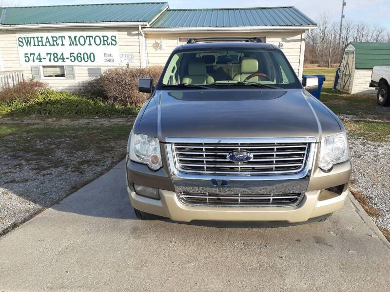 2006 Ford Explorer for sale at Swihart Motors in Lapaz IN