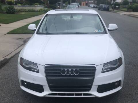 2009 Audi A4 for sale at Reis Motors LLC in Lawrence NY