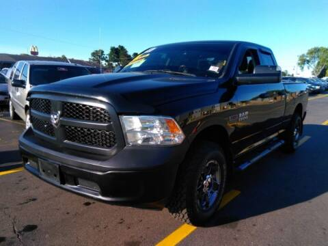 2015 RAM Ram Pickup 1500 for sale at L&T Auto Sales in Three Rivers MI