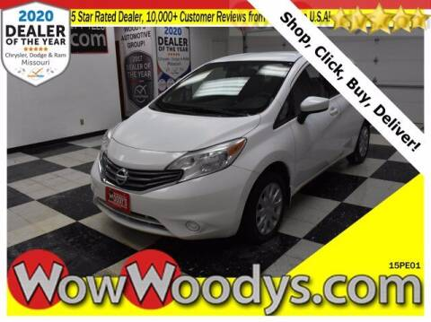2015 Nissan Versa Note for sale at WOODY'S AUTOMOTIVE GROUP in Chillicothe MO