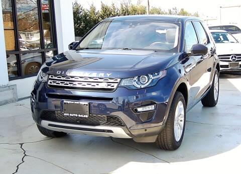 2017 Land Rover Discovery Sport for sale at Avi Auto Sales Inc in Magnolia NJ