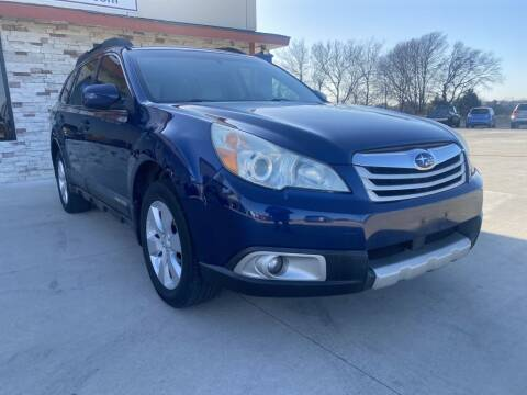 2011 Subaru Outback for sale at Princeton Motors in Princeton TX