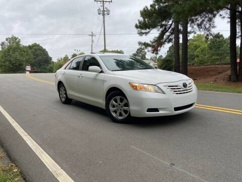 2007 Toyota Camry for sale at THE AUTO FINDERS in Durham NC