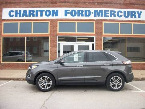 2017 Ford Edge for sale at Chariton Ford in Chariton IA
