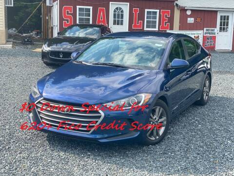 2019 Hyundai Elantra for sale at A&M Auto Sale in Edgewood MD