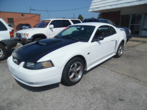 2001 Ford Mustang for sale at VEST AUTO SALES in Kansas City MO