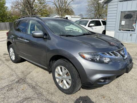 2014 Nissan Murano for sale at Stiener Automotive Group in Galloway OH