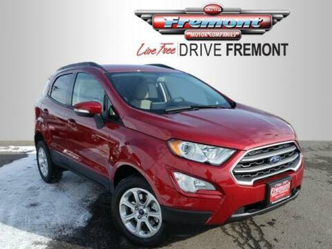2018 Ford EcoSport for sale at Rocky Mountain Commercial Trucks in Casper WY