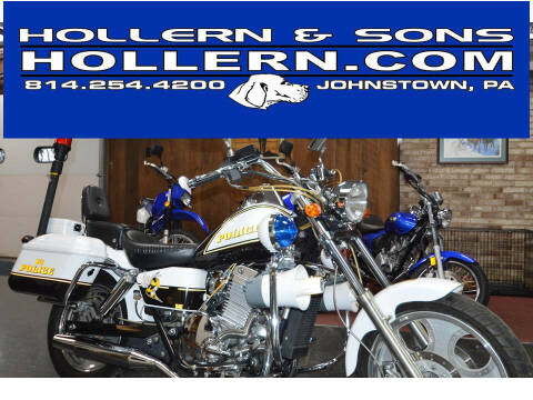 2007 JOHNNY PAG POLICE for sale at Hollern & Sons Auto Sales in Johnstown PA