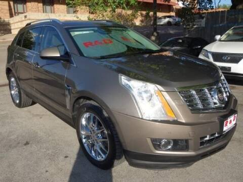 2014 Cadillac SRX for sale at R & D Motors in Austin TX
