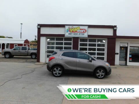 2014 Buick Encore for sale at Pork Chops Truck and Auto in Cheyenne WY