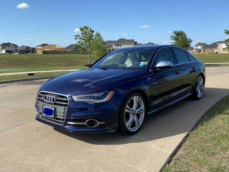 2013 Audi S6 for sale at ABS Motorsports in Houston TX