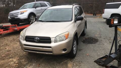 2008 Toyota RAV4 for sale at MCQ SALES INC in Upton MA