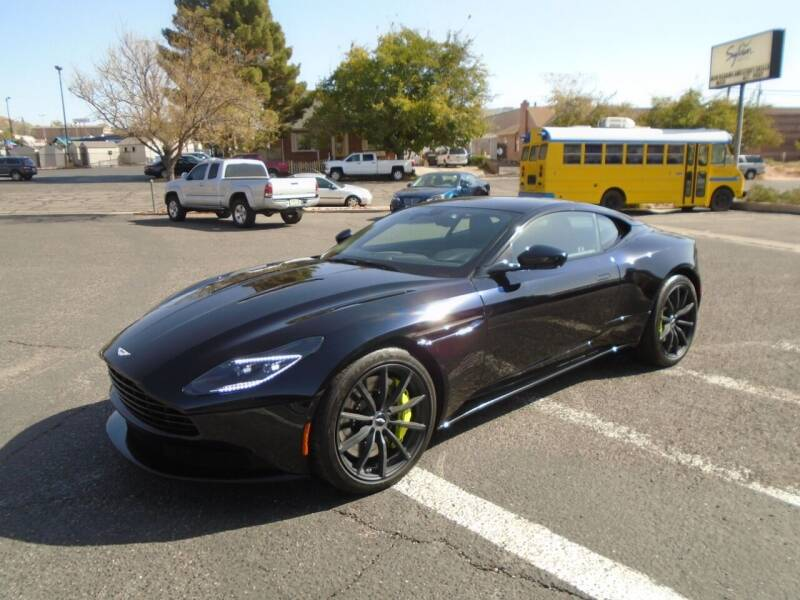 2019 Aston Martin DB11 for sale at Team D Auto Sales in St George UT