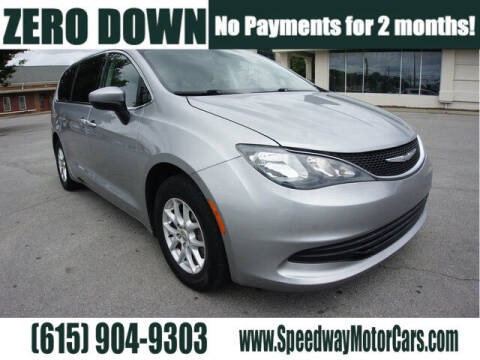 2017 Chrysler Pacifica for sale at Speedway Motors in Murfreesboro TN