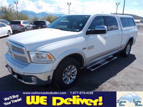 2013 RAM Ram Pickup 1500 for sale at QUALITY MOTORS in Salmon ID