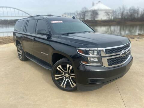 2018 Chevrolet Suburban for sale at D3 Auto Sales in Des Arc AR