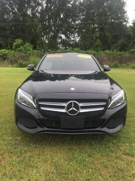 2015 Mercedes-Benz C-Class for sale at CAPITOL AUTO SALES LLC in Baton Rouge LA
